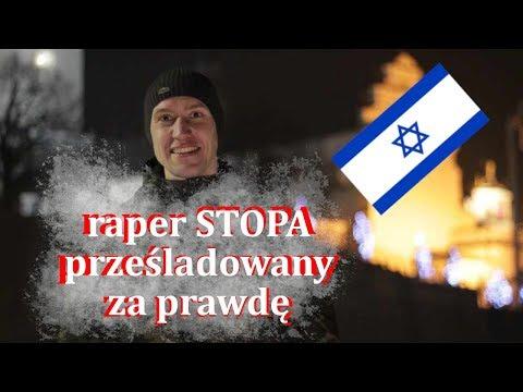 """Rozprawa rapera STOPY ws. wyimaginowanego """"antysemityzmu""""! Sądowy kabaret"""