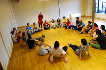Spolin-Ist Players Istanbul