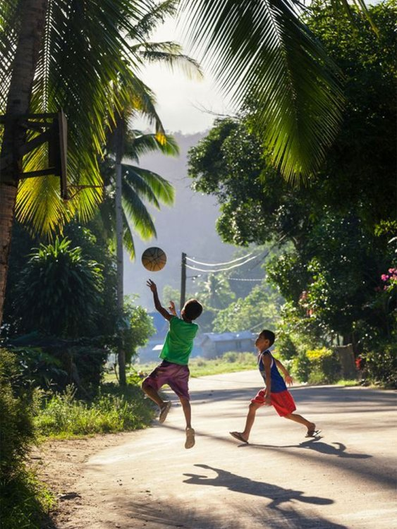Basketball in the Philippines • spoly