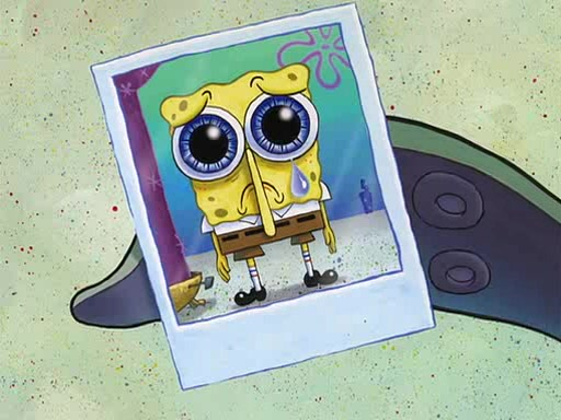 spongebob finally breaks down crying and he ends up conceding that christmas is a complete joke poor guy he wanted to spread some christmas spirit but - Spongebob Christmas Who