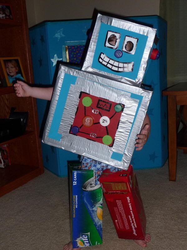 70 Cool Homemade Cardboard Craft Ideas