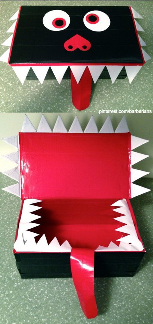 Diy Ideas With Recycled Shoe Box
