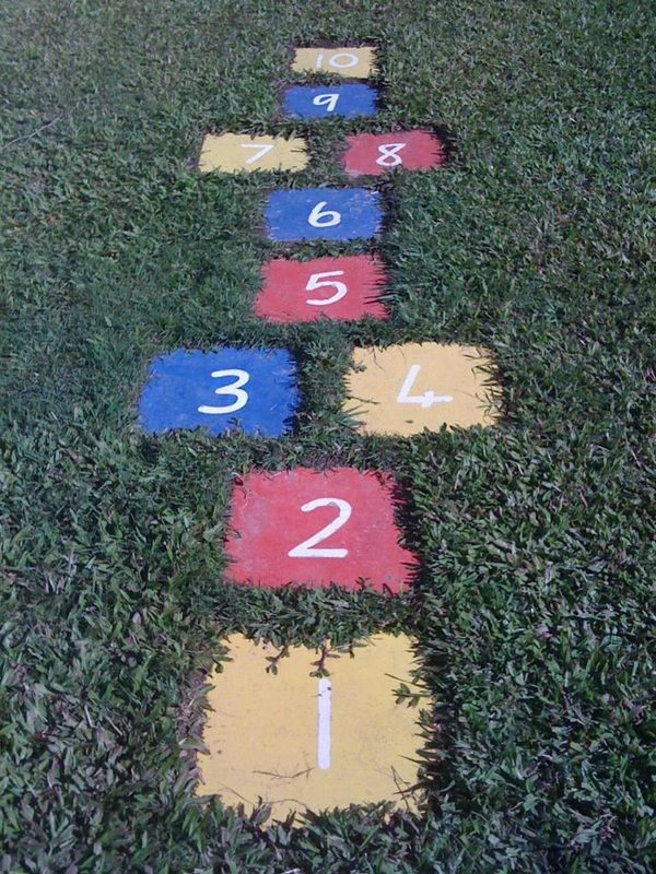 Fun Family Outdoor Party Games