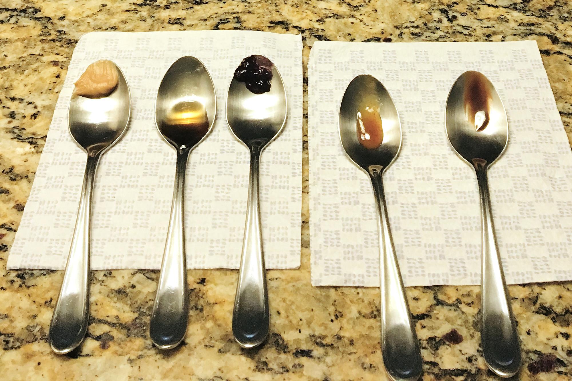 The Sense Of Taste For Kids Tasting Experiment Spongy Kids