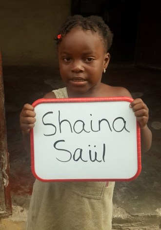 Shania Saul