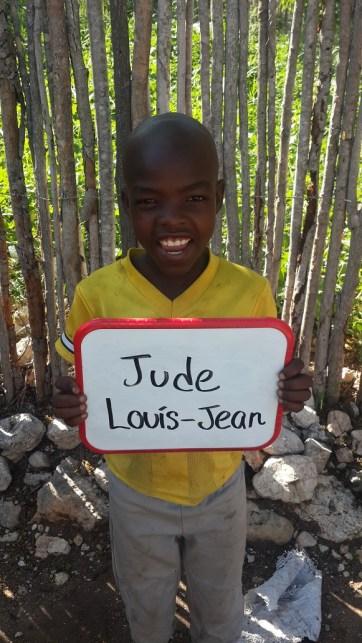 Jude Louis-Jean