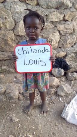 Chilanda Louis