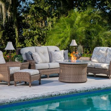 family run outdoor furniture store