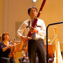 Shinji_Komaki_Fagott_Philharmonieorchester_Bad_Reichenhall_2014_10_09_Foto_Elke_Backert