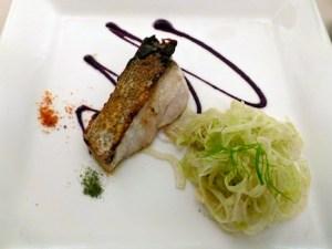 Neapel Pasta Fisch