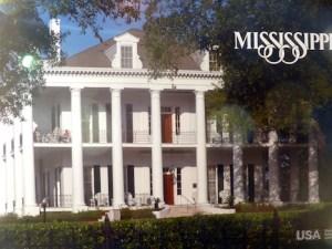 USA Mississippi Suedstaaten-Haus