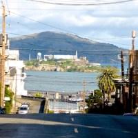 San Francisco heißt Besucher willkommen