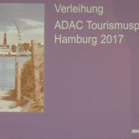 Verleihung der ADAC-Tourismuspreise für Hamburg 2017