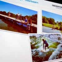 Auf den neuen WasserRadlWegen per Zweirad durch Oberbayern