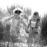 Spontane Fotografie meiden op duin
