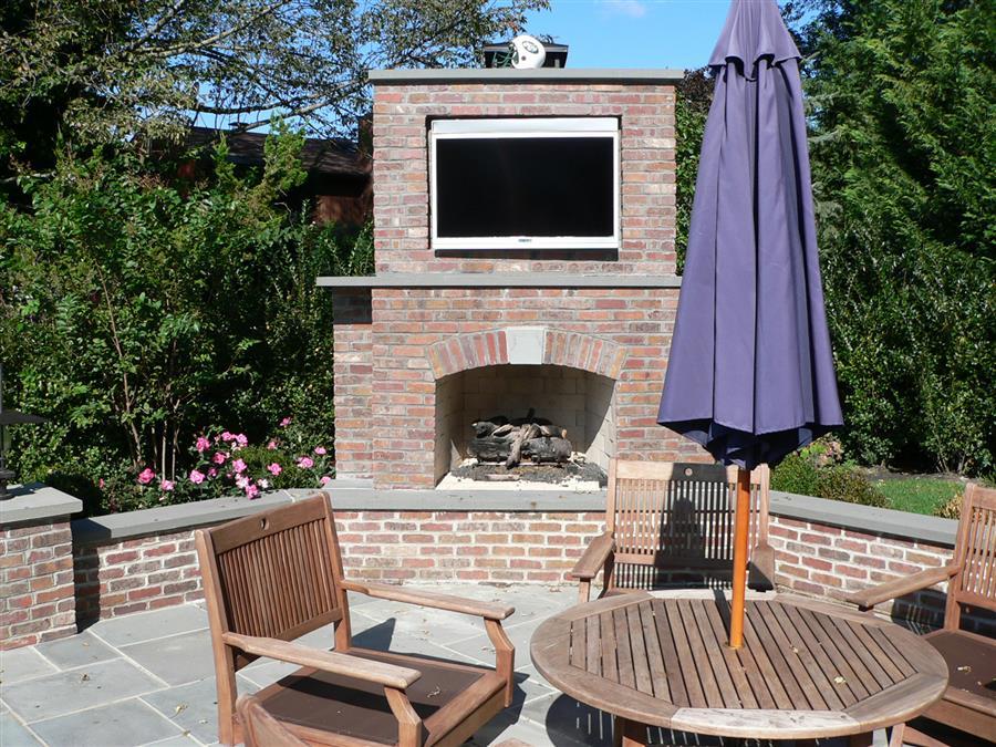 Outdoor Living Spaces Sponzilli Landscape Group