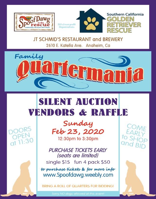 Quartermania Feb 23, 2020