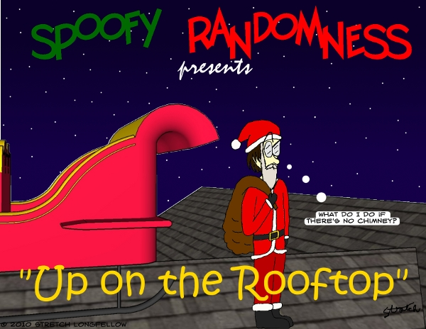 Up On The Rooftop