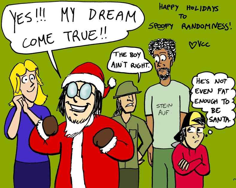 Webcomic Secret Santa Exchange: Michelle Mau
