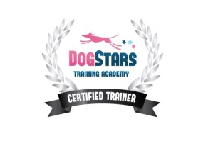 Dog Stars Training Academy Certified Trainer Logo