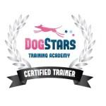 Dog Stars Training Academy Certified Trainer Logo