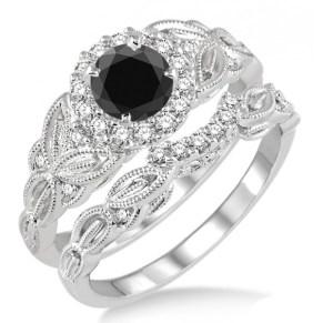 vintage black diamond