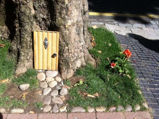 Fairy Door by Annabel Vita
