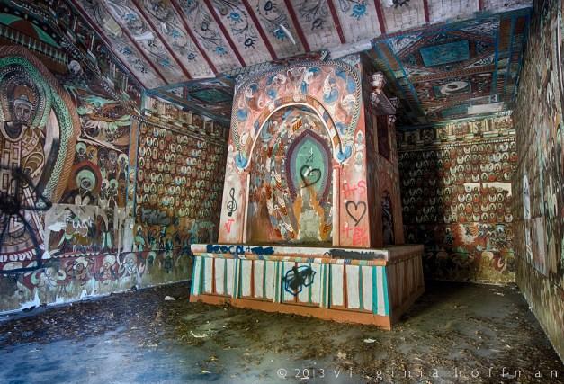 Prayer Room, by Virginia Hoffman