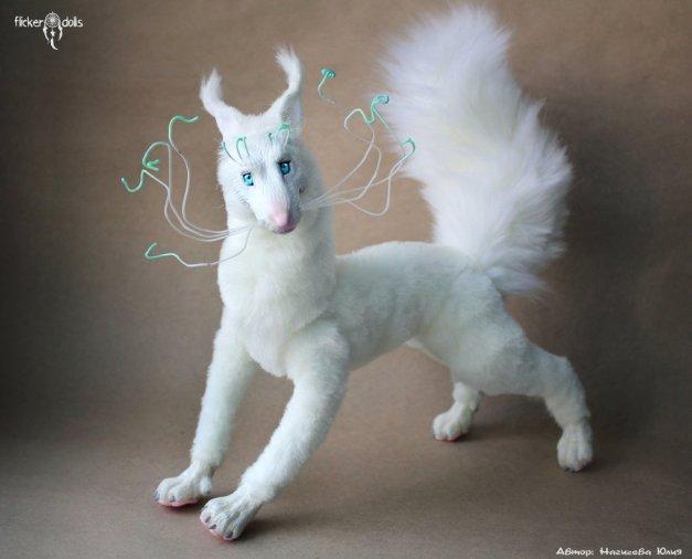 The White Beast