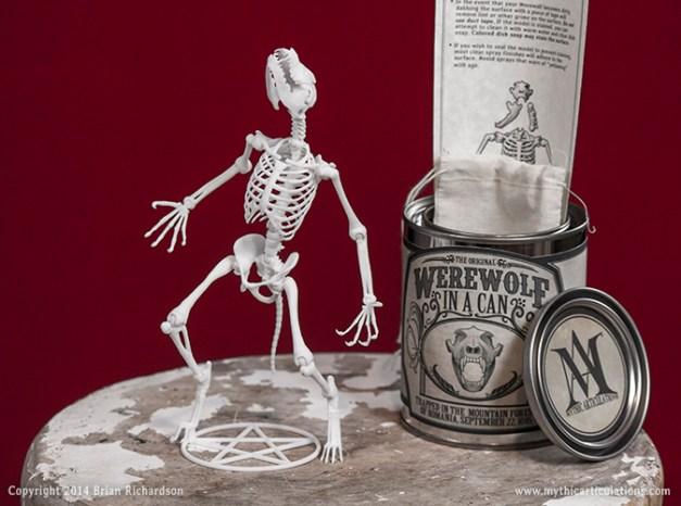 Werewolf in a can