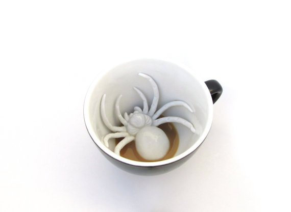 Creature Cups (via Goth Shopaholic)