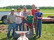 Master Gardener Volunteers and Staff