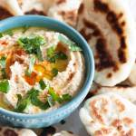 Everyone needs a good Hummus recipe - a classic done right. www.SpoonfulOfButter.com