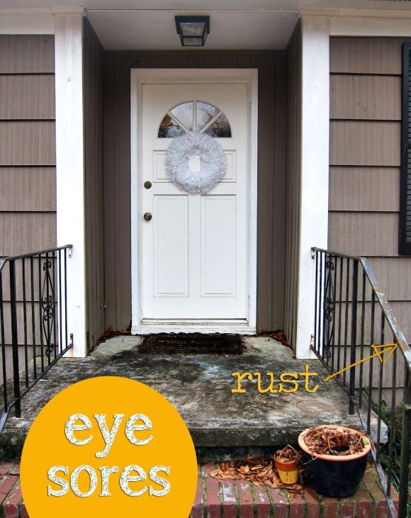 Curb Appeal eye sores