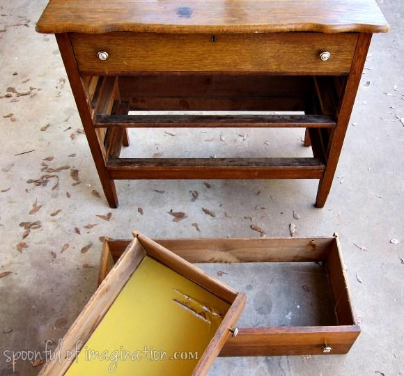 old dresser project