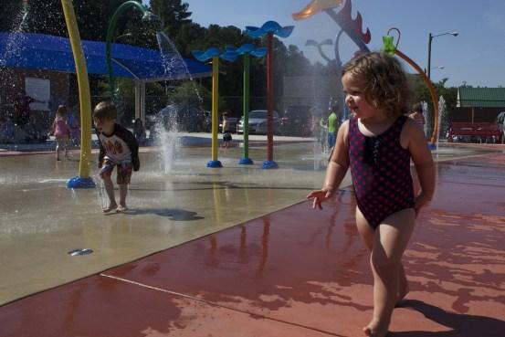 sprayground water park