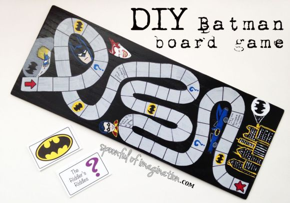 DIY_batman_party_game