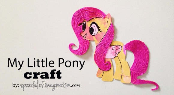 My Little Pony Craft Project