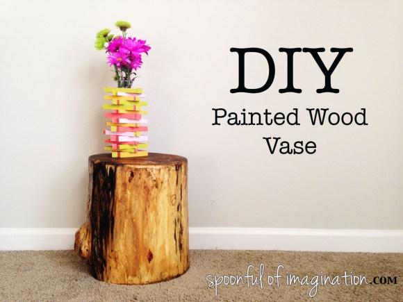 DIY painted_spring_vase