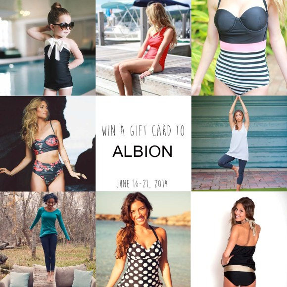 albion GIVEAWAY