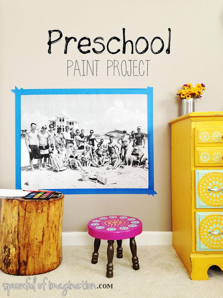 preschool_paint_project