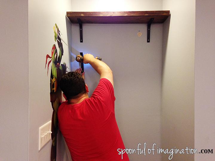 DIY_wood_shelves