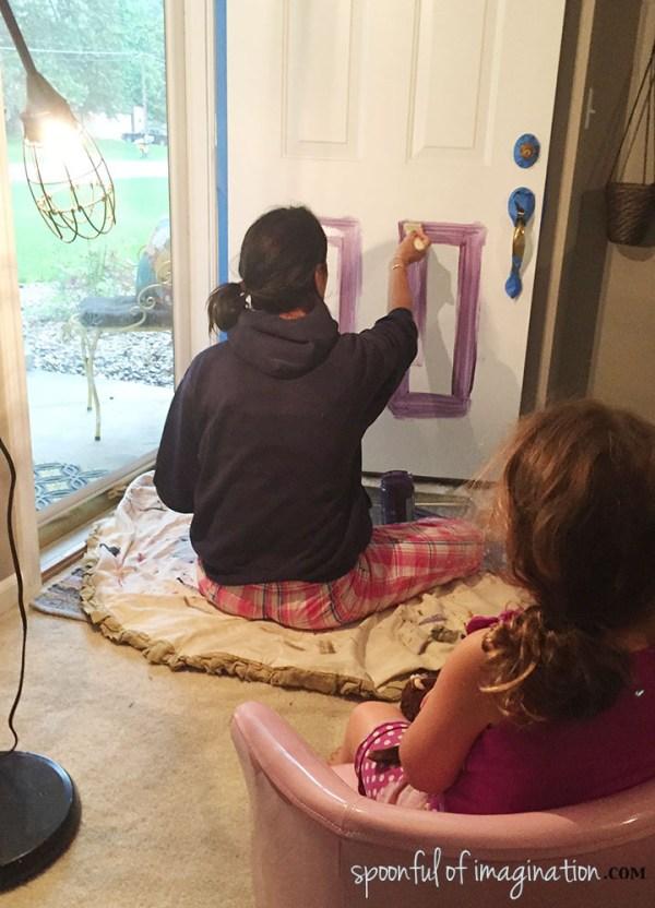 painting_a_front_door