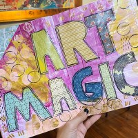 Art Magic is the Creative Process