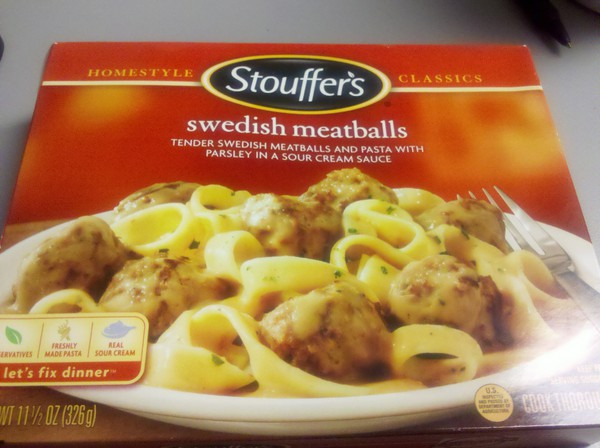 10 popular frozen dinners ranked by