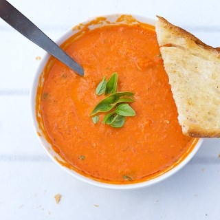 """Every Little Thing's Gonna Be Alright"" Tomato Soup"