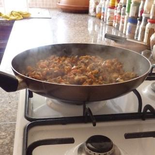 Zaalouk (Moroccan Eggplant-Tomato Spread)