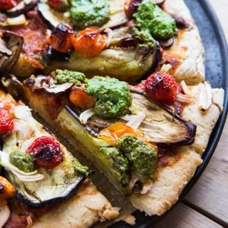 Best Vegan Pizza (ever).
