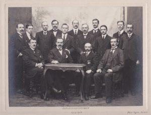 Oorlogsaandenken 1914-1918 Fa. Van Damme