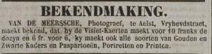 Aalst 1863 Van De Meersche - Den denderbode, 05071863; p. 3-4